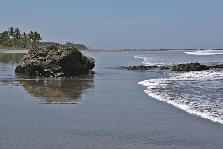 an der Playa Frijolar in Marbella, Costa Rica