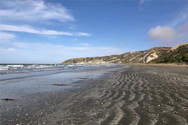 Marfells Beach Camp , Neuseeland