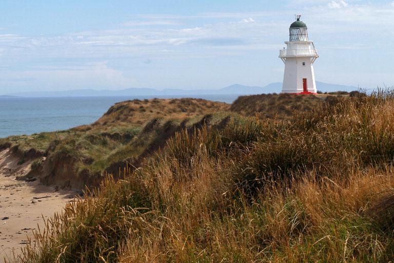 waipapa lighthouse, leuchtturm, neuseeland